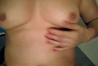 very hot married girl touches herself and cums .....