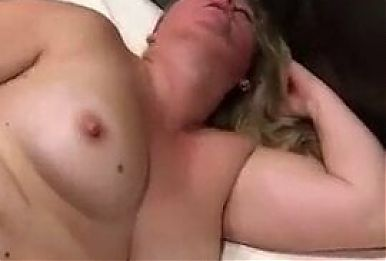 Hot Canadian MILF anal as husband records