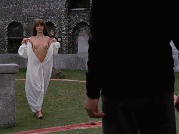 Nastassja Kinski nude To The Devil A Daughter slow mo