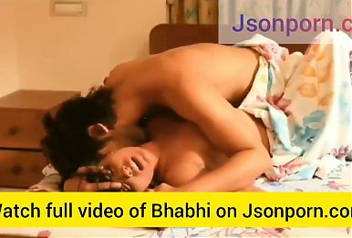 Watch Garam bhabhi on honeymoon with husband part 2 cum face